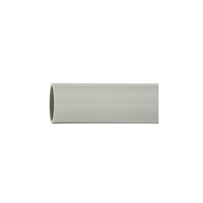 Tubo rígido enchufable M25 gris libre de halógenos
