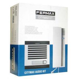 Kit portero Citymax 1 vivienda 4+N Fermax 6201