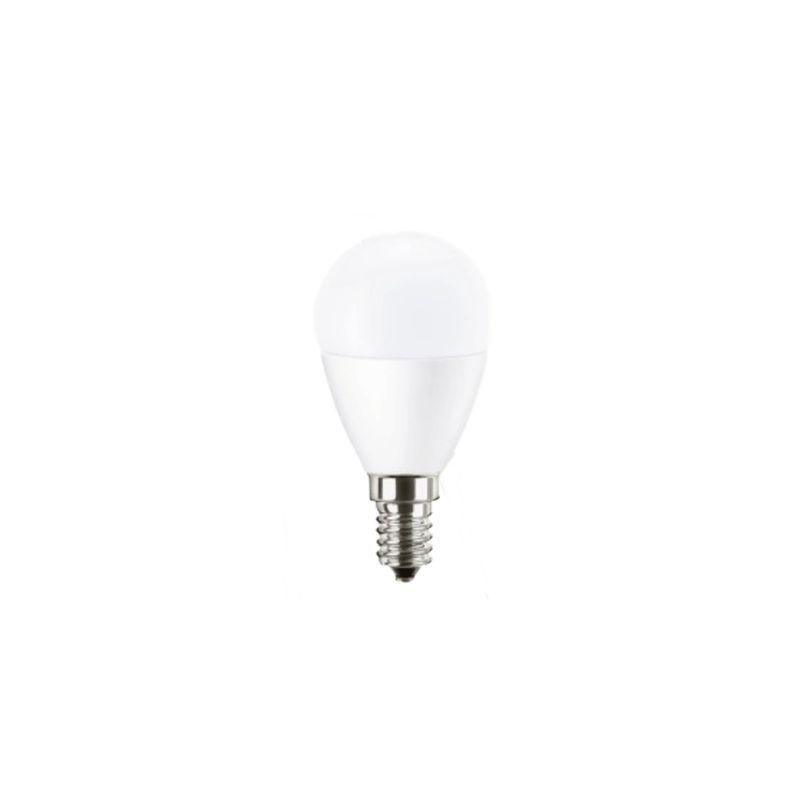 bombilla LED esférica E14 3W 827