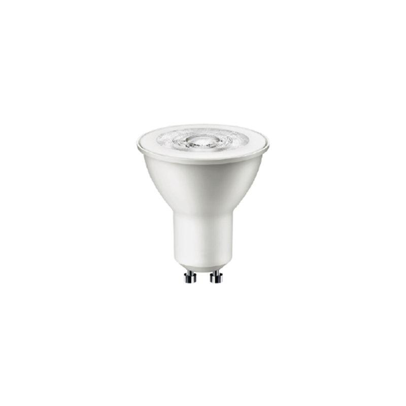 Lámparas LED con casquillo GU10 MAZDA Bombilla Reflectora LED GU10 4,7W luz cálida 827 36º Mazda
