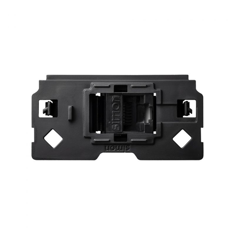 Adaptador Con 1 Conector Rj45 Cat6 Simon 100