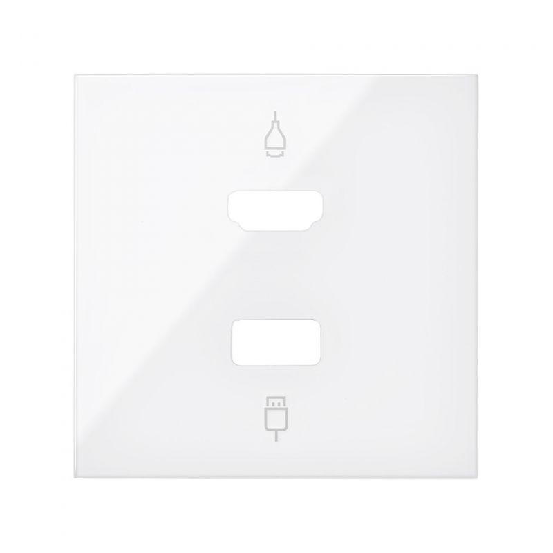 Tapa Para Conector Hdmi/Usb 2m Simon 100