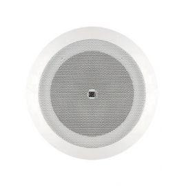 Altavoz Opti-price 5'' línea de 100V 6 - 3 y 1,5 W Rejilla metálica blanca