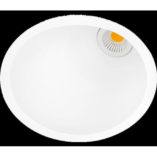 DOWNLIGHT LED SWAP-L ASIMETRICO 5W 3000K BLANCO
