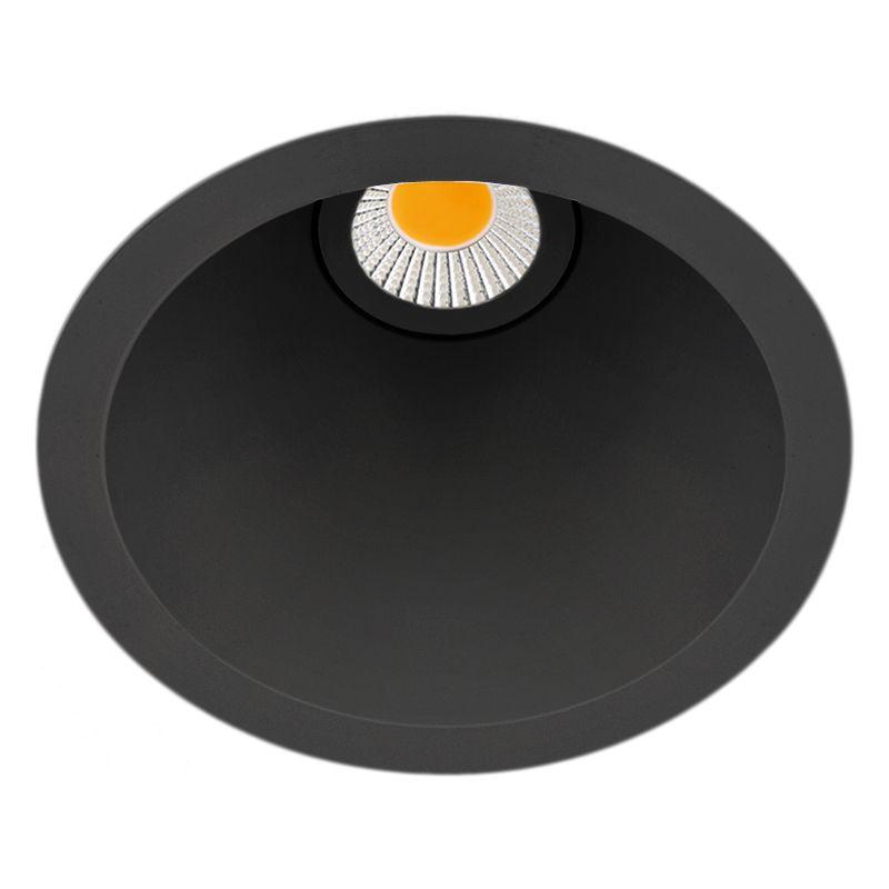 DOWNLIGHT LED SWAP-M 7,5W 4000K NEGRO