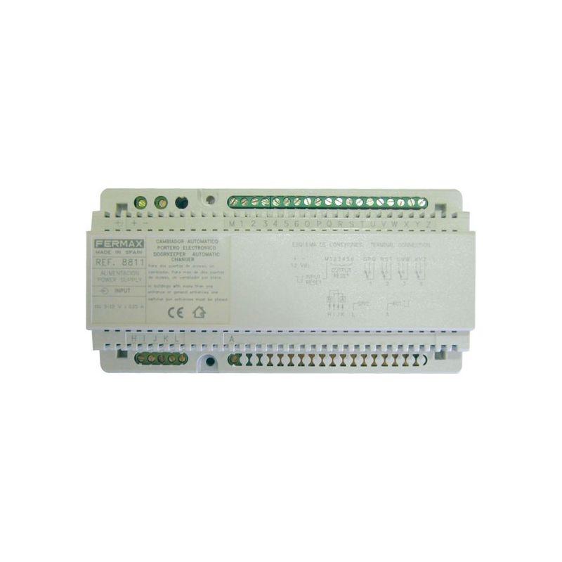 CAMBIADOR AUTOMATICO P.E. REF. 8811 FERMAX