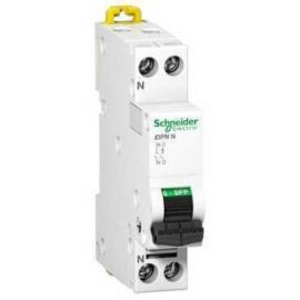 Magnetotérmico estrecho 1P+N 16A iDPN-N Schneider A9N21557