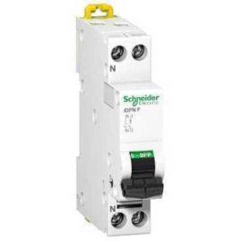 Magnetotérmico estrecho 1P+N 32A iDPN-F Schneider A9N21648