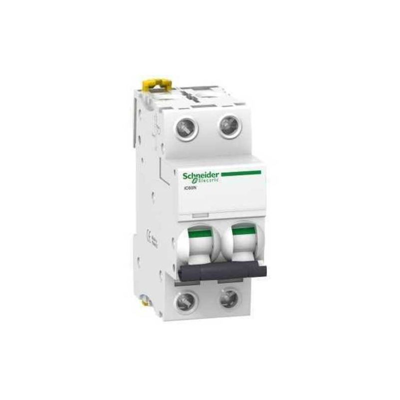 Magnetotérmico 2P 16A iC60N Schneider A9F79216