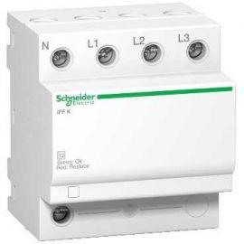 Limitador sobretensión IPF20 20kA 340V 3P+N Schneider