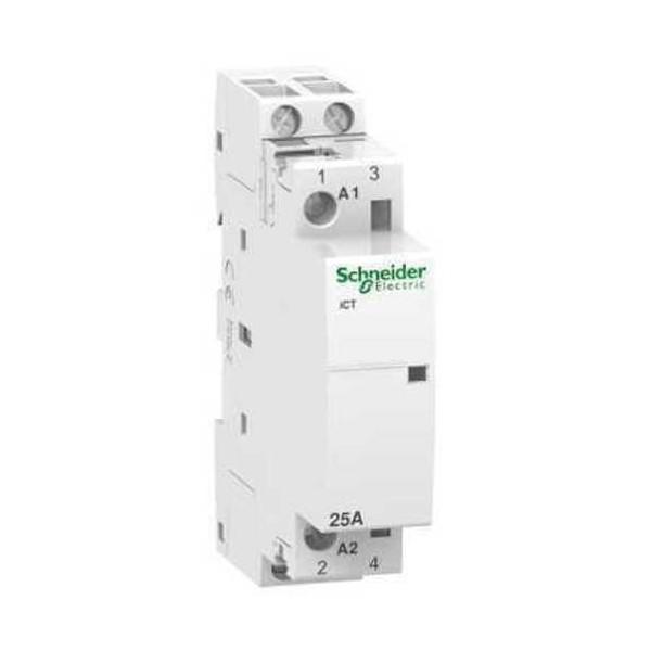 Contactor modular iCT 25A 2NA 230V CA Schneider A9C20732