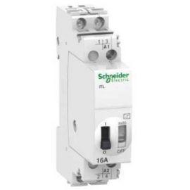 Telerruptor iTL 2P 16A 230V CA 110V CC A9C30812 Schneider