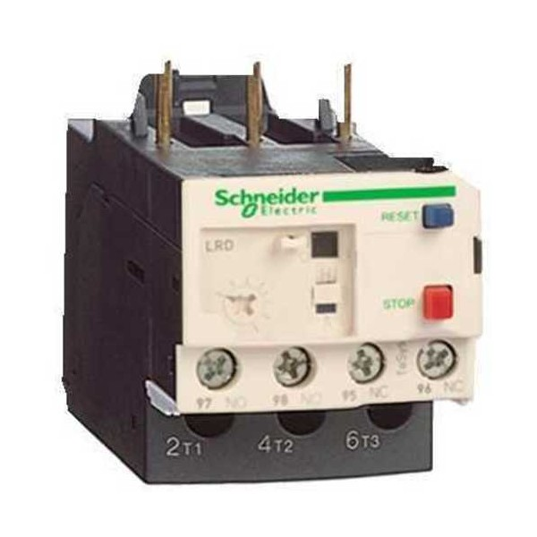 Rele térmico 1,6-2,5A LRD07 Schneider