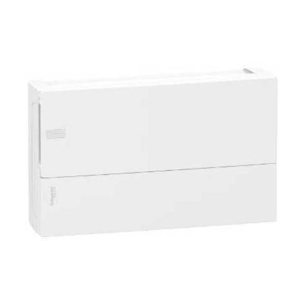 Cofret mini Pragma superficie 18 módulos puerta plena