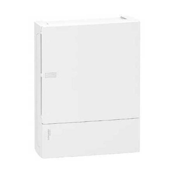 Cofret mini Pragma superficie 24 módulos puerta plena
