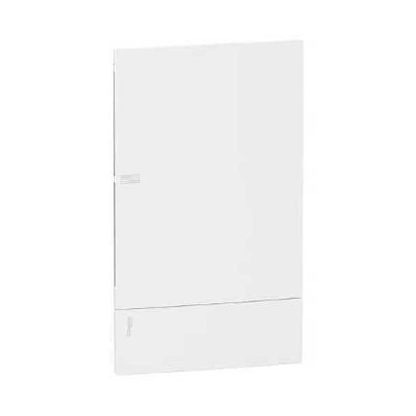 Cofret mini Pragma empotrar 36 módulos puerta plena