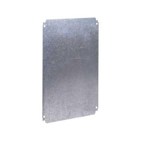 Placa montaje metalica 500x400mm nsymm54