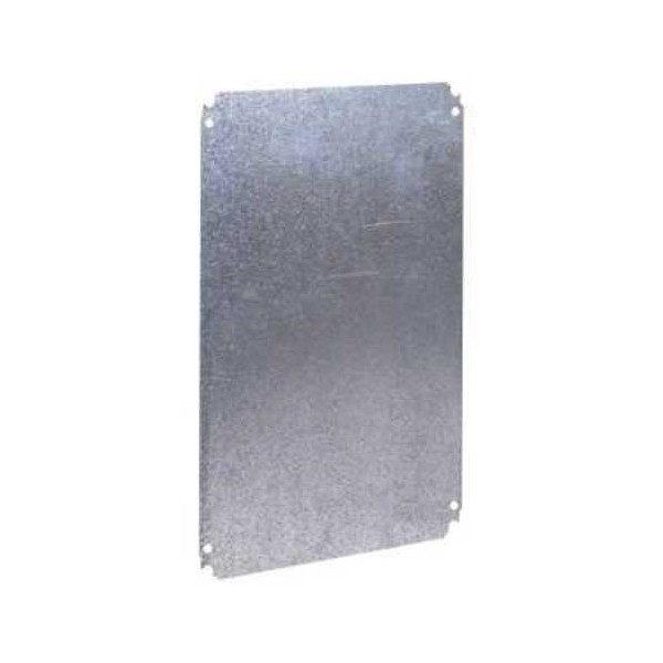 Placa montaje metalica 800x600mm NSYMM86