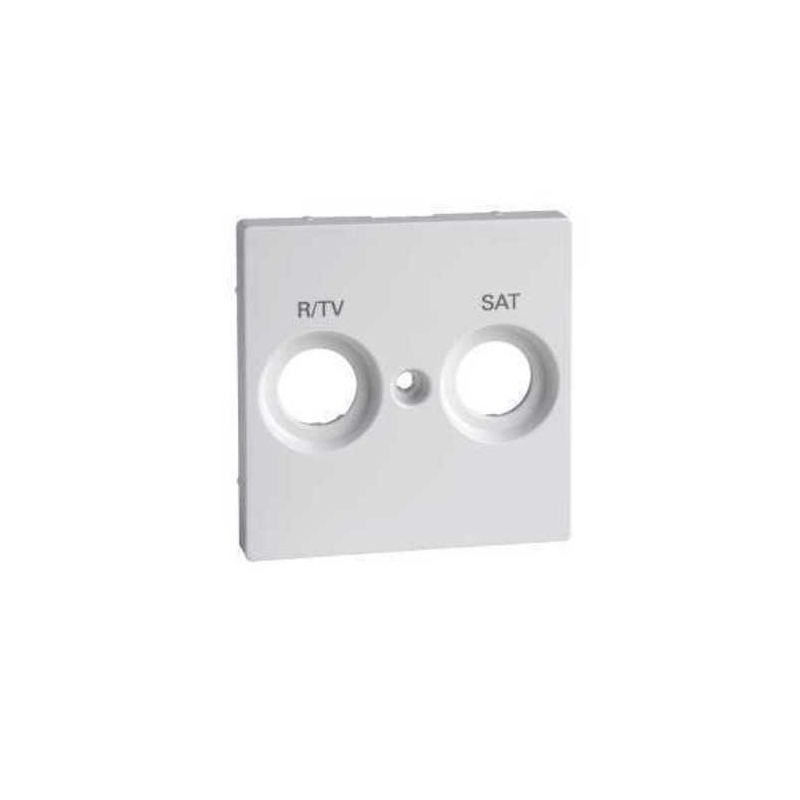 Tapa r/tv-sat color blanco activo Elegance MTN299825