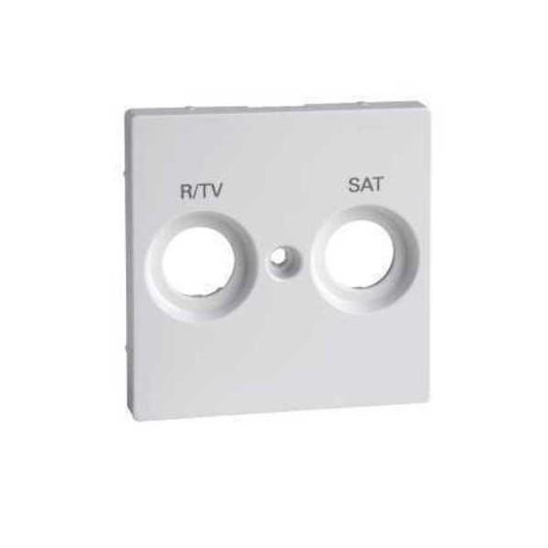 Tapa r/tv-sat color blanco activo Elegance MTN299825