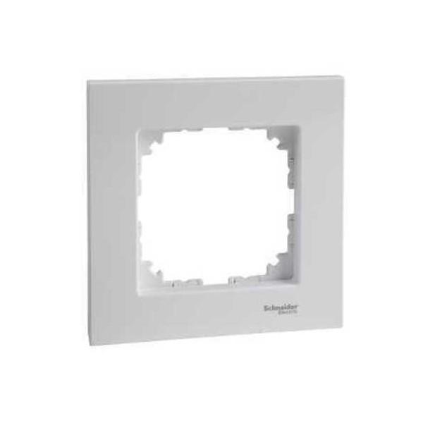 Marco 1 elemento Elegance blanco activo MTN402125