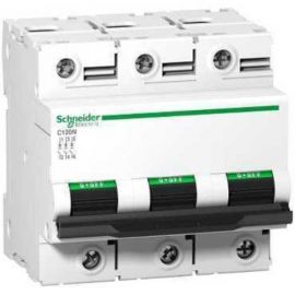 Magnetotérmico 3P 100A C120N Schneider