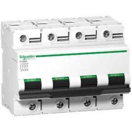 Magnetotérmico 4P 100A C120N Schneider