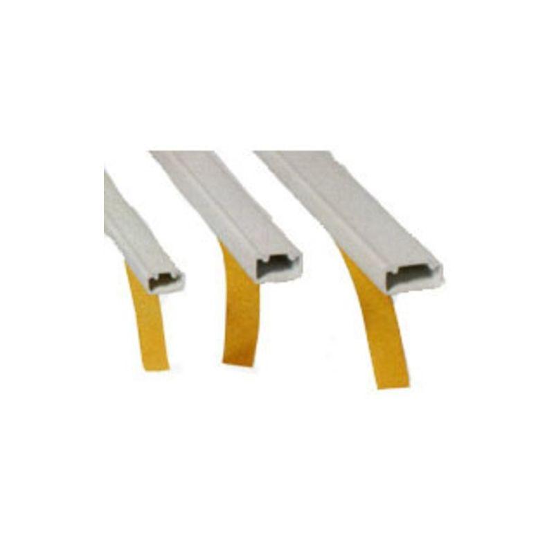 Canaleta CTL 7x12 con adhesivo Schneider 4130102