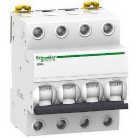 Interruptor Automático Magnetotérmico 4P 40A iK60N Schneider A9K24440