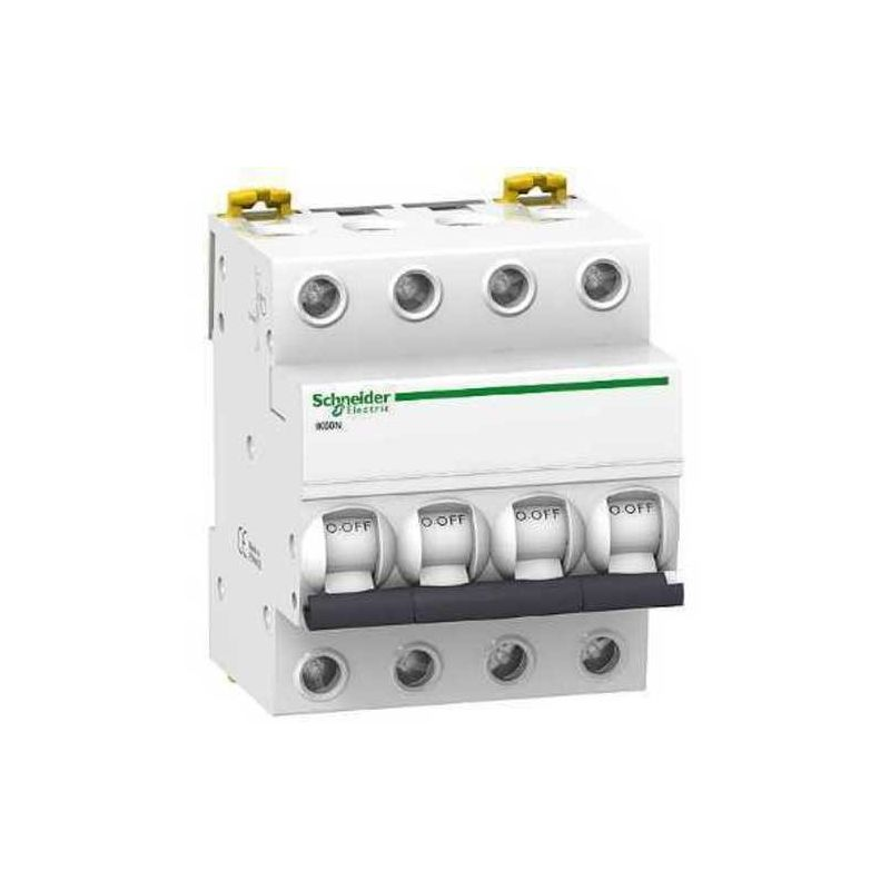 Interruptores magnetotérmicos SCHNEIDER Magnetotérmico 4P 40A IK60N Schneider