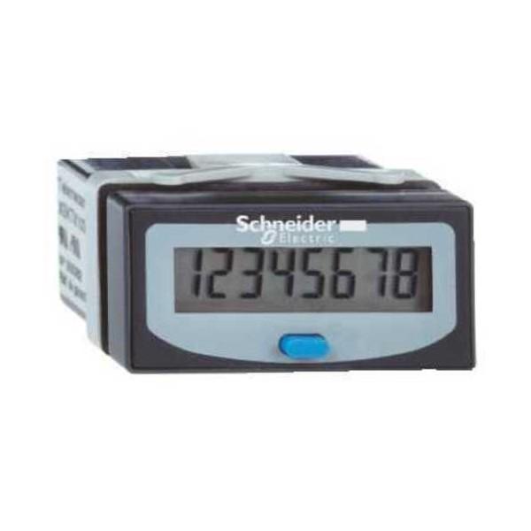 Contador horario bateria 8 digital 1/100h XBKH81000033E
