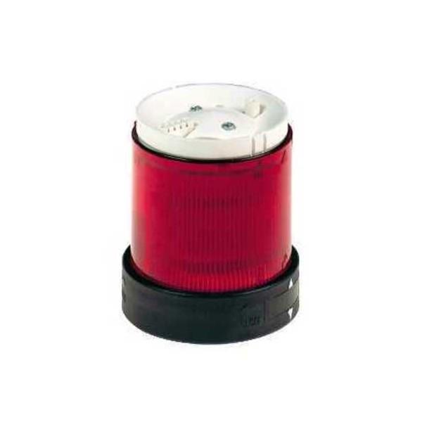 Luminoso señalizacion permanente 250V rojo XVBC34