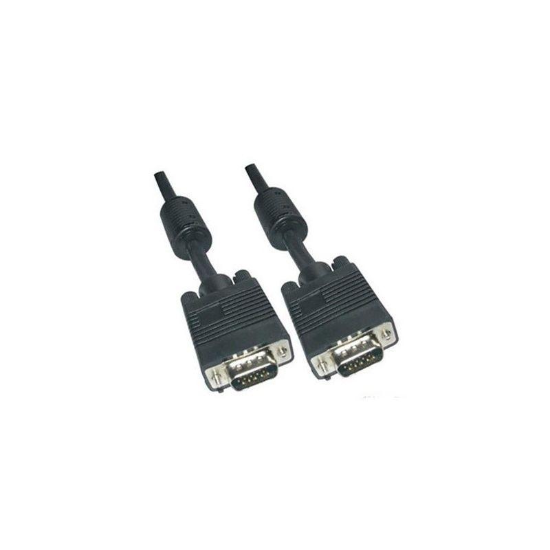Latiguillo VGA Apantallado HDB15M/HDB15M 20m