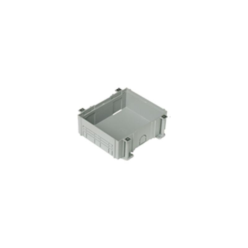 Cubeta de plástico regulable para pavimento 3 módulos Simon 500 CIMA