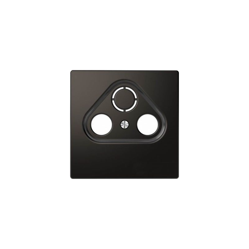 Caratula toma R-TV/SAT antracita Schneider D-Life MTN4123-6034