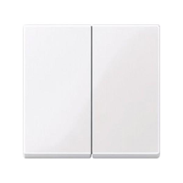 Tecla doble interruptor blanco activo Elegance MTN432525