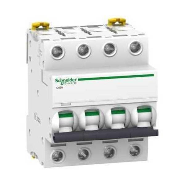 Magnetotérmico 4P 10A iC60N Schneider A9F79410