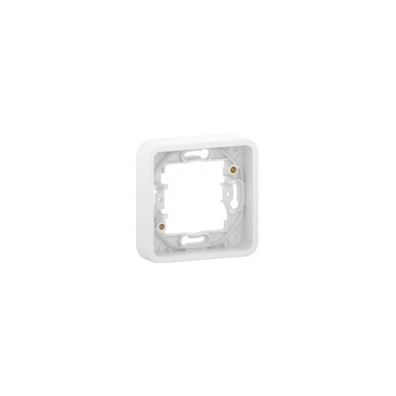 Marco 1 elemento color blanco Mureva MUR39107