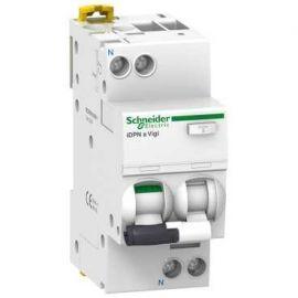 Magnetotérmico diferencial iDPNa Vigi 1P+N 6A 300mA AC Schneider