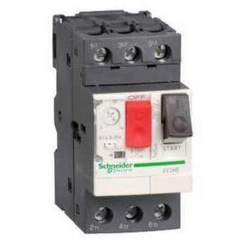 Disyuntor magnetotérmico 2,5-4A 3P GV2ME08 Schneider