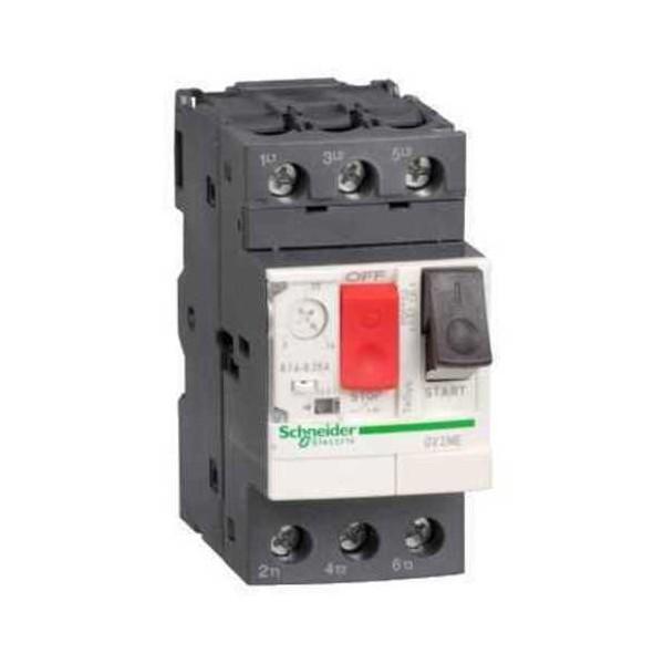 Disyuntor magnetotérmico 4-6,3A 3P GV2ME10 Schneider