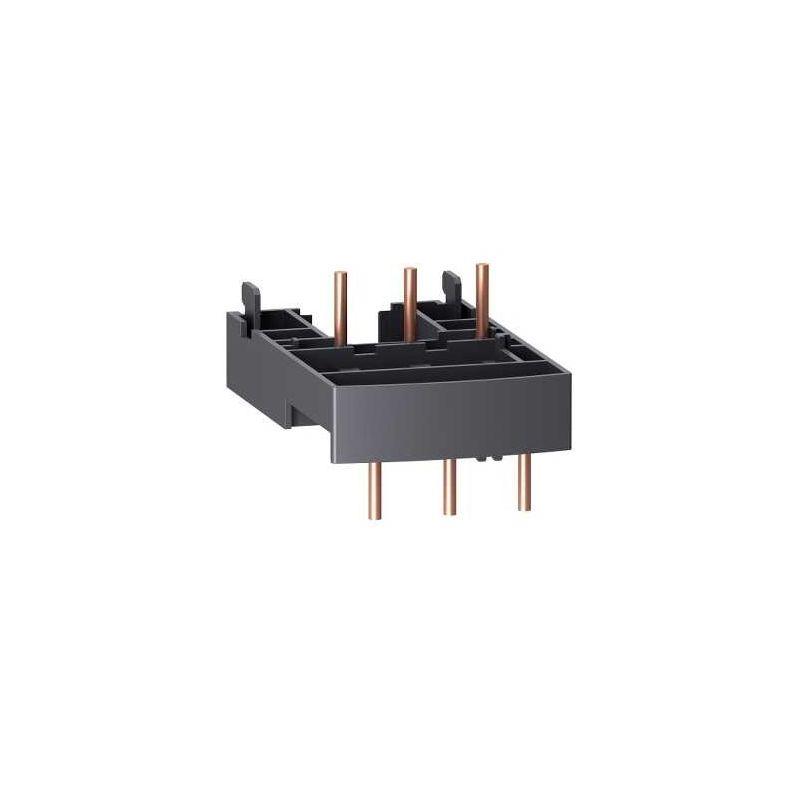 Bloque de conexión con contactor LC1D09...D38 GV2AF3