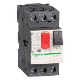 Disyuntor magnetotérmico 0,63-1A 3P GV2ME05 Schneider