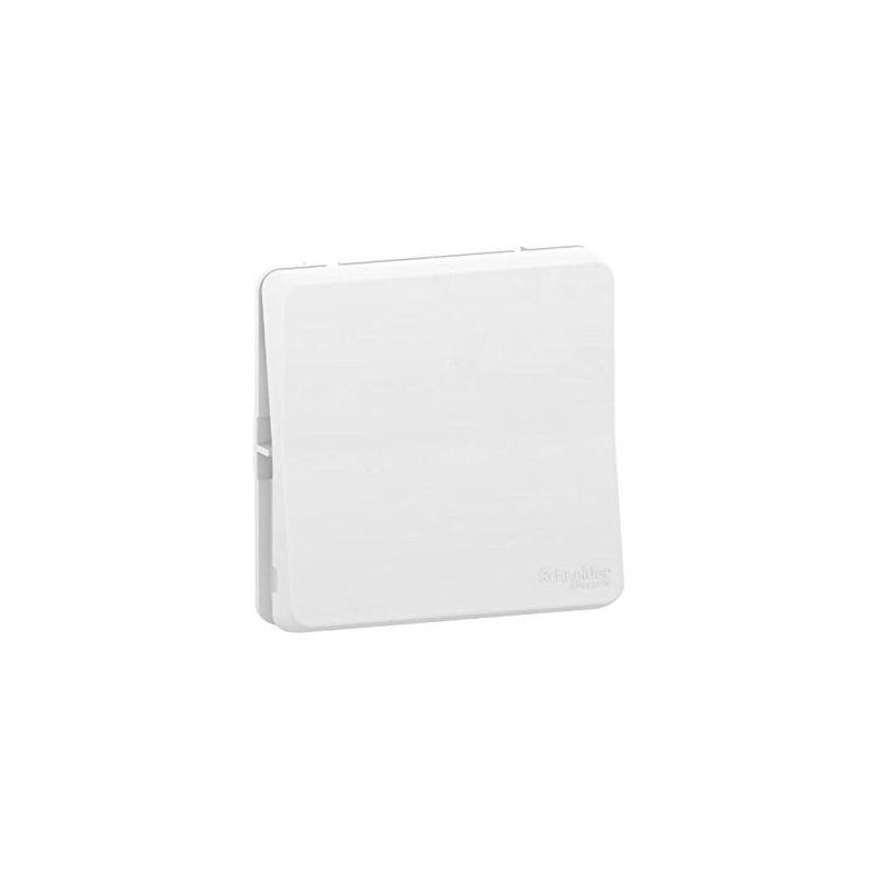Interruptores y Enchufes por marca SCHNEIDER Conmutador blanco Schneider Mureva Styl MUR39723