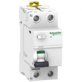 Diferencial superinmunizado 2P 40A 300mA iID Schneider A9R35240