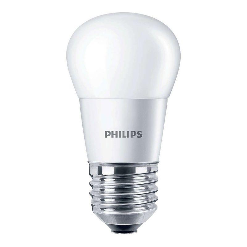 Bombilla de led esférica 5.5W E27 827 CorePro Philips