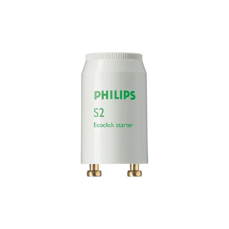 Cebador 4-22W 240V Philips S2