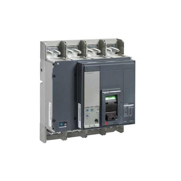 Interruptor automático Compact 1000A 4P NS1000N Micrologic 2.0