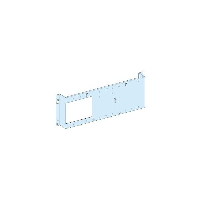 Placa soporte G NS250 vertical fijo maneta