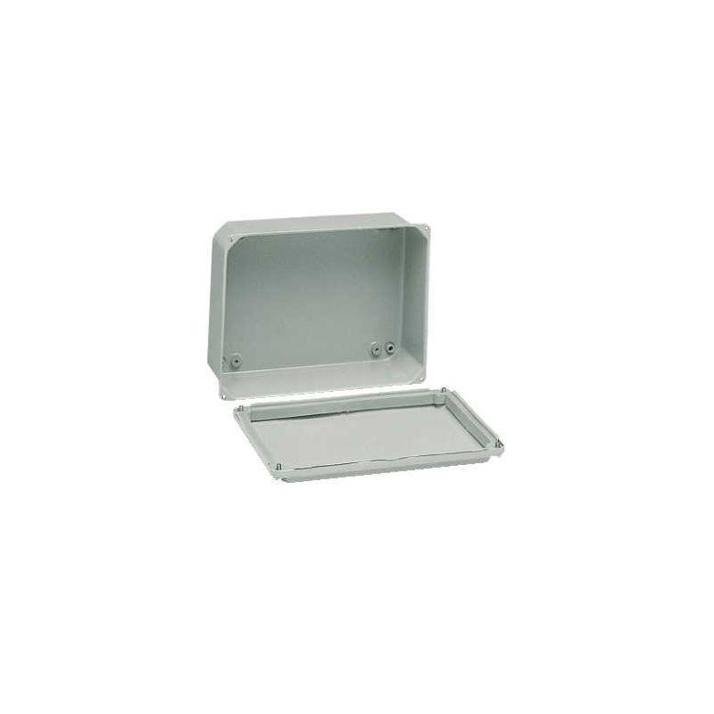 Caja ciega de acero 85X85X49 IP55